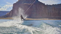 Lake Powell Wakesport Boat Charter, Page, Air Tours