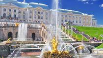 From St Petersburg - Peterhof and Pushkin Full-Day Tour, St Petersburg, Full-day Tours