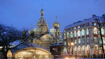 Grand Tour of St Petersburg, St Petersburg, Christmas