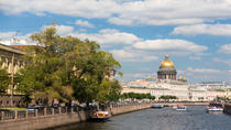 Neva River Sightseeing Cruise in St Petersburg, St Petersburg, City Tours