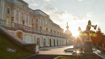 Peterhof Private Tour with a Hydrofoil Option
