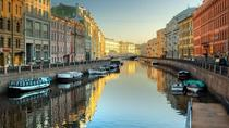 Saint Petersburg 2 Hour River and Canal Boat Cruise, St Petersburg, Day Cruises