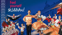 Saint Petersburg Russian Folk Show Evening with Buffet, St Petersburg, Theater, Shows & Musicals