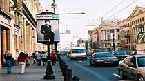 St Petersburg Railway Station Arrival Transfer