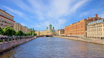 St Petersburg Shore Excursion: Small-Group City Tour with Hermitage Museum and Boat Ride, St ...