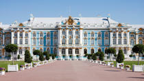 Tour of Pushkin (Tsarskoye Selo) and Catherine Palace, St Petersburg