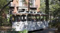 Historische Hop-On en Hop-Off Trolley Tour door Savannah, Savannah, Historische en culturele tours