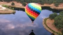Hot Air Balloon Ride in Shared Basket from Rancho Murieta , Sacramento, Balloon Rides