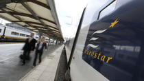 London St Pancras Eurostar Private Departure Transfer, London, Rail Tours
