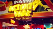 Self-Guided Malaysia Johor Angry Birds Activity Park from Singapore by Train, Singapore,...