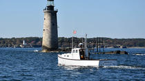 Private Lighthouse Sightseeing Charter on a Vintage Lobster Boat