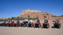 1-hour Guided Quad Tour of Ait Ben Haddou, Ouarzazate, 4WD, ATV & Off-Road Tours