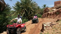 Half-Day Guided Quad Tour from Ait Ben Haddou to Fint Oasis, Ouarzazate, Half-day Tours