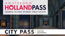 Skip the Line: Amsterdam and Holland Pass, Amsterdam, Day Cruises
