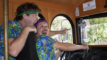 Savannah for Morons, The Trolley Tour, Savannah, Trolley Tours