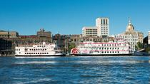 Savannah Land en Sea Combo Tour, Savannah, Dagcruises