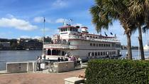 Savannah River Cruise and Hop-on Hop-off Trolley Tour, Savannah, null