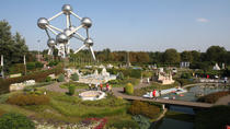 Billet combiné pour Mini-Europe et l'Atomium, Bruxelles, Billetterie attractions