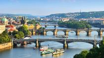 Prague Buffer Lunch Cruise with Transport Included, Prague, City Tours