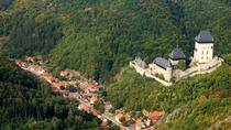 Private Sightseeing Flight Over Karlstejn Castle From Prague, Prague