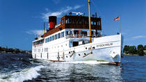 3-Hour Lunch or Dinner Cruise of Stockholm's Archipelago, Stockholm, Dinner Cruises
