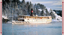 Christmas Cruise Lunch Buffet in the Stockholm Archipelago, Stockholm, Christmas