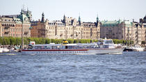 Good Morning Stockholm - Cruise and Walking Tour of Fjärdeholmarna, Stockholm, Day Cruises