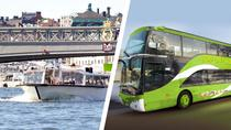 Hop-On Hop-Off Bus and Boat Ticket in Stockholm, Stockholm, Day Cruises