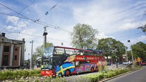 Hop-on-Hop-off-Bus und Boot-Ticket in Stockholm, Stockholm