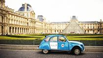 Privétour: met een 2CV door de Champs-Élysées in Parijs, Paris, Private Sightseeing Tours