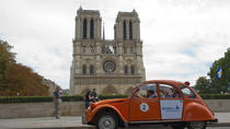 Private Tour: 2CV Paris City Highlights Tour, Paris, Bus & Minivan Tours