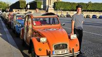Private Tour: Paris Monopoly Life-Size Tour by Citroën 2CV, Paris, Photography Tours
