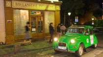 Private Tour: Vintage 2CV Round-Trip Transfer to the Lido de Paris, Paris, Cabaret
