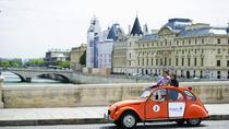 Private Tour: Vintage 2CV Round-Trip Transfer to the Lido de Paris, Paris, Cabaret