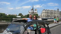 Viator Exclusive: Private Paris Tour by Citroen 2CV, Paris, Private Sightseeing Tours