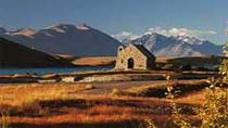Christchurch to Wanaka via Mount Cook One-Way Tour, Christchurch, Day Trips
