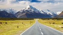 Tour desde el Monte Cook hasta Christchurch, Mount Cook, Bus Services