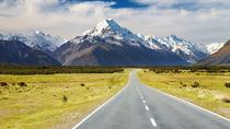Tour von Mount Cook nach Christchurch, Mount Cook, Busreisen