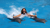Dolphin Royal Swim at Aquaventuras Park with Entrance Ticket, Puerto Vallarta, Swim with Dolphins