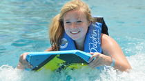 Dolphin Swim Adventure at Aquaventuras Park with Entrance Ticket, Puerto Vallarta, Swim with...
