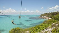 Garrafon Natural Reef Park Day Trip with VIP Area Access, Cancun, Theme Park Tickets & Tours