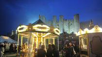 Christmas Small Group Tour with Wine Tasting and Obidos' Christmas Village, Porto