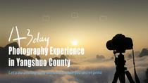 A 3-day Photography Experience in Guilin, Shenzhen, Photography Tours