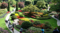 Vancouver – Busfahrt nach Victoria und Butchart Gardens, Vancouver, Day Trips