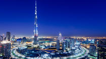 Burj Khalifa 'At the Top' Entrance Ticket to Levels 125 and 124, Dubai, Attraction Tickets