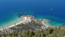 Sand Harbor Helicopter Tour, Lake Tahoe, Bike & Mountain Bike Tours