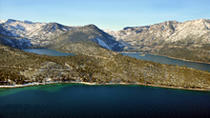 Zephyr Cove Helicopter Tour, Lake Tahoe, Wine Tasting & Winery Tours
