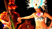 Cook Islands Cultural Village Tour with Night Show and Buffet Dinner in Rarotonga, Rarotonga, ...