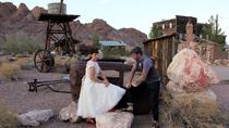 Wedding Ceremony: Nelson Ghost Town , Las Vegas, Wedding Packages
