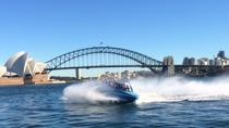 Sydney Harbour Jet Boat Ride Adventure, Sydney